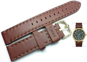 Pasek do zegarka Timex TW2P58900 PW2P58900 20 mm Skóra - 2847548683