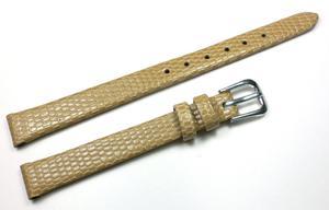 Skórzany pasek do zegarka 10 mm Tekla T10.002.05 - 2847548691