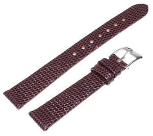 Skórzany pasek do zegarka 14 mm Tekla T14.001.05 - 2832895805