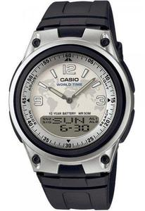 Zegarek CASIO AW-80-7A2VEF DataBank WR50 - 2847546828
