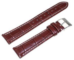 Skórzany pasek do zegarka 18 mm Tekla T18.019.05 - 2847548718