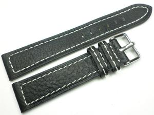 Skórzany pasek do zegarka 20 mm Tekla T20.003.01 - 2840870301