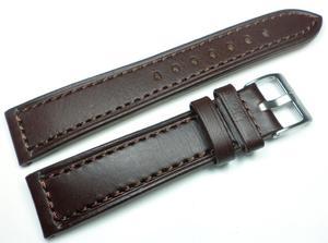 Skórzany pasek do zegarka 20 mm Tekla T20.005.05 - 2847548720