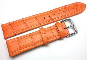 Skórzany pasek do zegarka 20 mm Tekla T20.011.10 - 2847548725