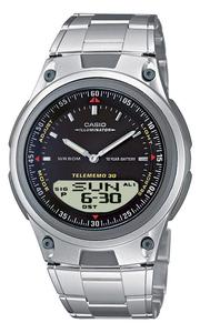 Zegarek CASIO AW-80D-1AV DataBank WR50 - 2847546830