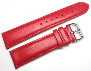 Skórzany pasek do zegarka 20 mm Tekla T20.012.04 - 2847548726