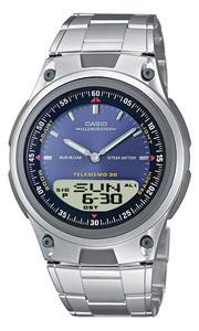Zegarek CASIO AW-80D-2AV DataBank WR50 - 2847546831
