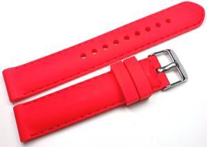 Silikonowy pasek do zegarka 18 mm Tekla TS18.005.04 - 2847548753