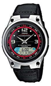 Zegarek Casio AW-82B-1AVEF Fishing Gear - 2847546837