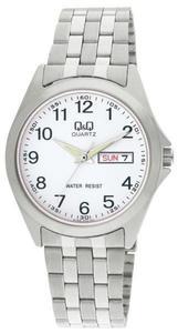 Zegarek Q&Q A156-204 DATA WR klasyczny - 2847548793