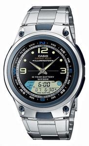 Zegarek Casio AW-82D-1AVEF Fishing Gear - 2847546838