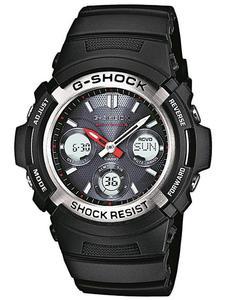 Zegarek Casio AWG-M100-1AER G-Shock Solar Wave Ceptor - 2847546840
