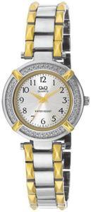Zegarek Q&Q F281-404 Biżuteryjny - 2847548827