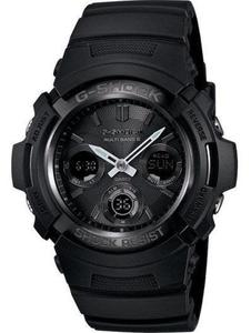 Zegarek Casio AWG-M100B-1AER G-Shock Solar Wave Ceptor - 2847546841
