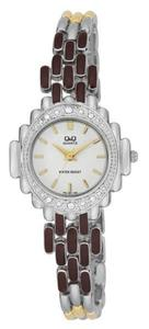 Zegarek Q&Q F451-801 Biżuteryjny - 2847548833