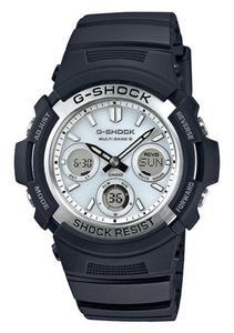 Zegarek Casio AWG-M100S-7AER G-Shock Solar Wave Ceptor - 2847546842