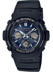 Zegarek Casio AWG-M100SB-2AER G-Shock Solar Wave Ceptor - 2847546843