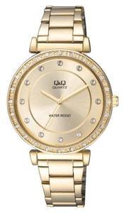 Zegarek Q&Q Q959-010 Cyrkonie Biżuteryjny - 2847548890