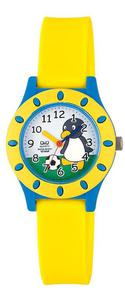 Zegarek Q&Q VQ13-004 Dziecięcy Wodoszczelny - 2847548927