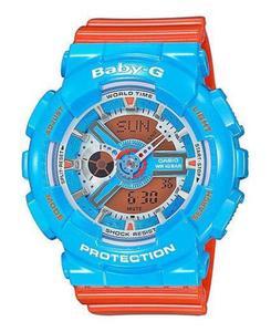 Zegarek CASIO BA-110NC-2AER BABY-G A/C WR100 - 2847546859