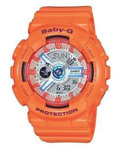 Zegarek CASIO BA-110SN-4AER BABY-G A/C - 2847546862