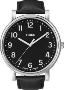 Zegarek TIMEX T2N339 EASY READER INDIGLO - 2847549037