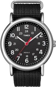 Zegarek Timex T2N647 Central Park Indiglo - 2847549040