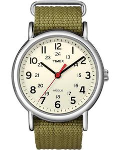 Zegarek Timex T2N651 Central Park Indiglo - 2847549041