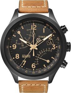 Zegarek Timex T2N700 IQ T Series Fly-Back Chronograf - 2847549042