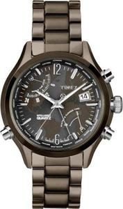 Zegarek Timex T2N946 IQ Traveller Series World Time - 2847549054
