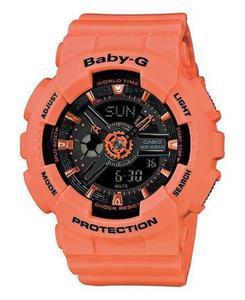 Zegarek CASIO BA-111-4A2ER BABY-G A/C - 2847546866