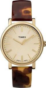 Zegarek Timex T2P237 Modern Originals Indiglo - 2847549063