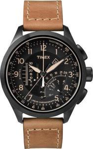 Zegarek Timex T2P277 IQ Linear Chronograf - 2847549064