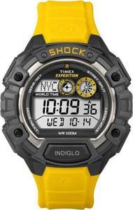 Zegarek TIMEX T49974 EXPEDITION GLOBAL SHOCK INDIGLO - 2847549099