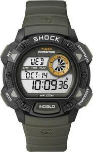 Zegarek TIMEX T49975 EXPEDITION SHOCK RESISTANT INDIGLO - 2847549100
