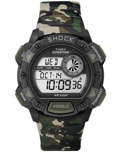 Zegarek TIMEX T49976 EXPEDITION MILITARY SHOCK RESISTANT INDIGLO - 2847549101