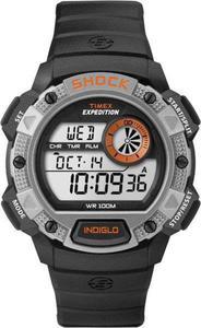 Zegarek TIMEX T49978 EXPEDITION SHOCK RESISTANT INDIGLO - 2847549103