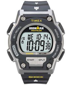 Zegarek Timex T5K195 IronMan Triathlon Shock 30 Lap - 2845317448