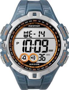 Zegarek TIMEX T5K424 MARATHON DIGITAL INDIGLO - 2847549112
