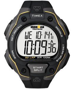 Zegarek TIMEX T5K494 IRONMAN TRIATHLON 50 LAP INDIGLO - 2847549113