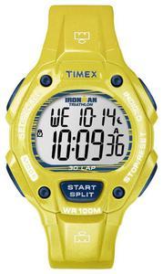 Zegarek TIMEX T5K684 IRONMAN TRIATHLON 30 LAP INDIGLO - 2847549118