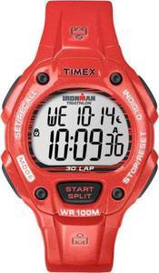 Zegarek TIMEX T5K686 IRONMAN TRIATHLON 30 LAP INDIGLO - 2847549119