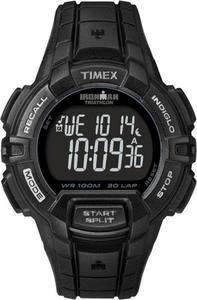 Zegarek TIMEX T5K793 IRONMAN TRIATHLON 30 LAP INDIGLO - 2847549125