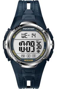 Zegarek TIMEX T5K804 MARATHON DIGITAL INDIGLO - 2847549129
