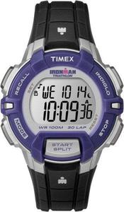 Zegarek TIMEX T5K812 IRONMAN TRIATHLON 30 LAP INDIGLO - 2847549130