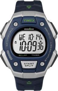 Zegarek TIMEX T5K823 IRONMAN TRIATHLON 30 LAP INDIGLO - 2847549135