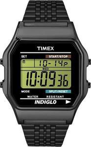 Zegarek TIMEX TW2P48400 RETRO STYLE INDIGLO - 2847549142