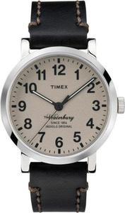 Zegarek TIMEX TW2P58800 WATERBURY COLLECTION INDIGLO - 2847549143