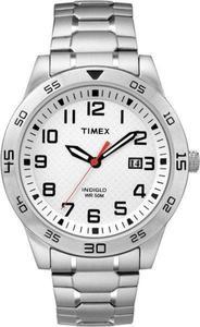 Zegarek TIMEX TW2P61400 ROZCIĄGANA BRANSOLETA MEN'S SPORT WR50 - 2847549144