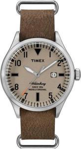 Zegarek TIMEX TW2P64600 WATERBURY COLLECTION INDIGLO - 2847549153